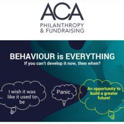Behavior Is Everything
